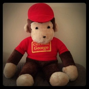 Curious George, used for sale
